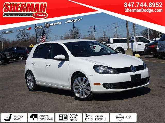 2012 Volkswagen Golf TDI for sale in Skokie, IL