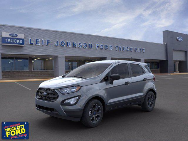 2021 Ford EcoSport S for sale in Buda, TX