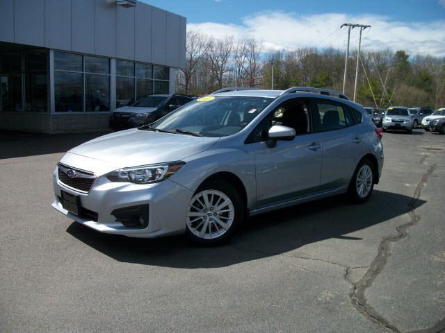 2018 Subaru Impreza Premium for sale in Webster, MA