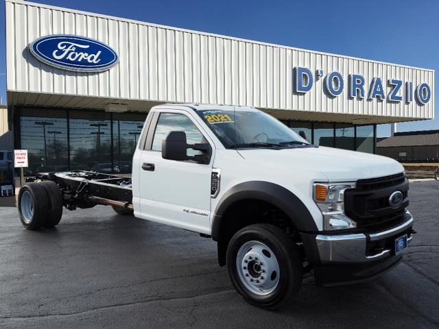 2021 Ford F-550 XL for sale in Wilmington, IL