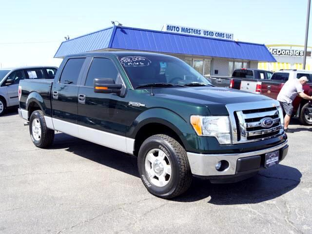 2012 Ford F-150 FX2 SuperCrew 6.5-ft. Bed 2WD for sale in Derby, KS