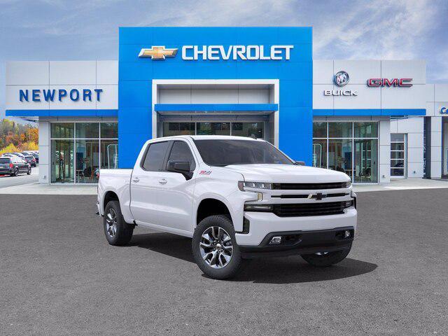 2021 Chevrolet Silverado 1500 RST for sale in Newport, NH