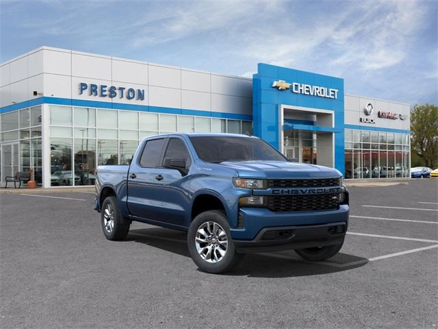 2021 Chevrolet Silverado 1500 Custom for sale in New Castle, PA