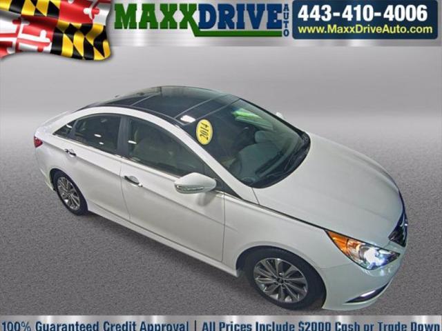 2014 Hyundai Sonata Limited for sale in Glen Burnie, MD