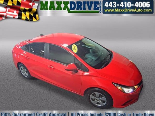 2018 Chevrolet Cruze LS for sale in Glen Burnie, MD