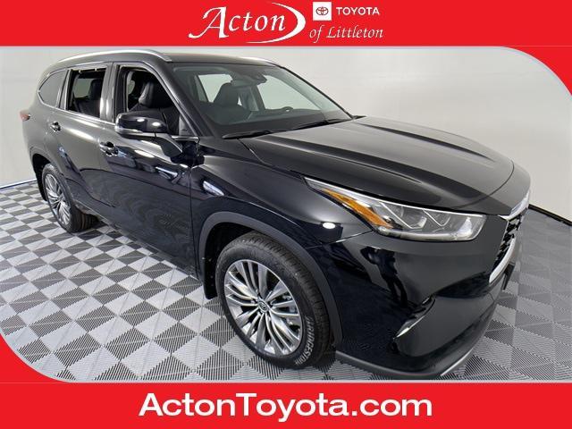 2021 Toyota Highlander Platinum for sale in Acton, MA