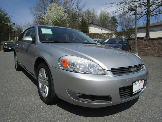 2007 Chevrolet Impala 3.9L LT for sale in Germantown, MD