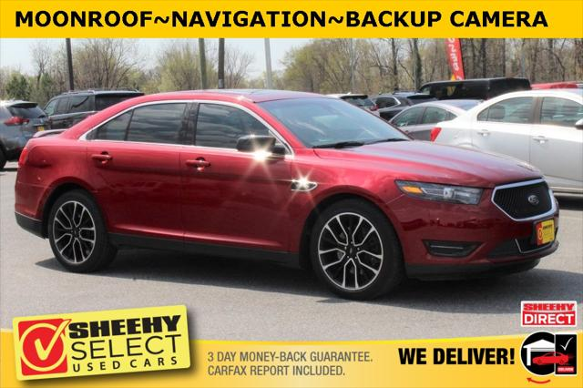 2018 Ford Taurus SHO for sale in Marlow Heights, MD