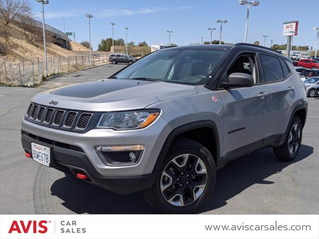 2018 Jeep Compass Trailhawk for sale in Victorville, CA