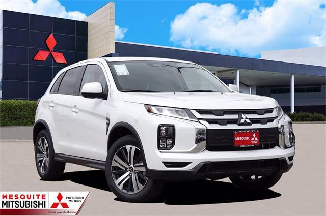 2021 Mitsubishi Outlander Sport 2.0 ES 2WD for sale in MESQUITE, TX