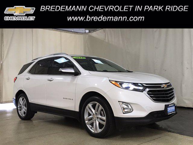 2018 Chevrolet Equinox Premier for sale in Park Ridge, IL