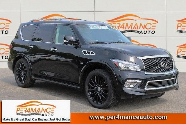 2015 INFINITI QX80 4WD 4dr for sale in Hanover, MD