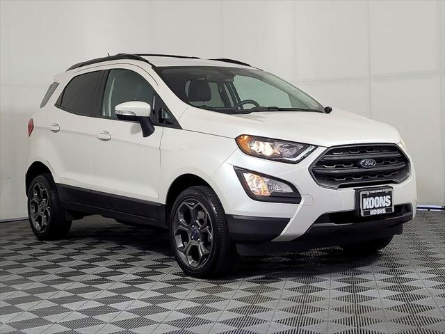 2018 Ford EcoSport SES for sale in Vienna, VA