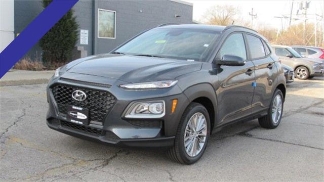 2021 Hyundai Kona SEL for sale near HIGHLAND PARK, IL