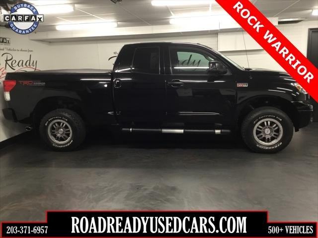2012 Toyota Tundra 4WD Truck Double Cab 5.7L V8 6-Spd AT (Natl) for sale in Bridgeport, CT