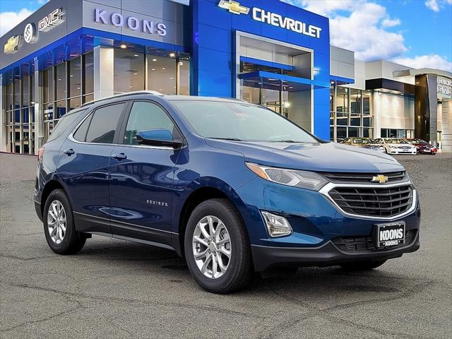 2021 Chevrolet Equinox LT for sale in Vienna, VA