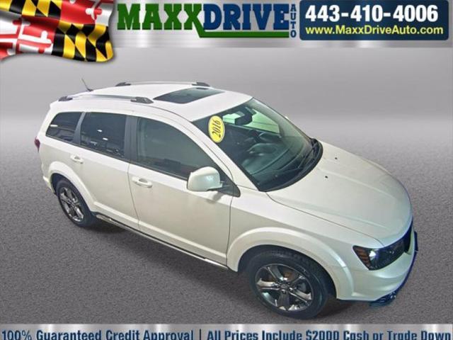 2016 Dodge Journey Crossroad for sale in Glen Burnie, MD