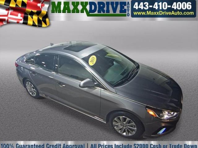 2018 Hyundai Sonata Sport for sale in Glen Burnie, MD