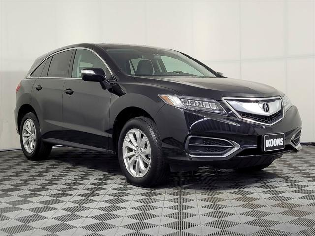 2018 Acura Rdx w/Technology Pkg/w/Technology/AcuraWatch Plus Pkg for sale in Vienna, VA