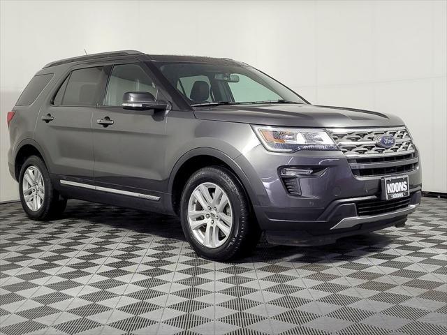 2018 Ford Explorer XLT for sale in Vienna, VA