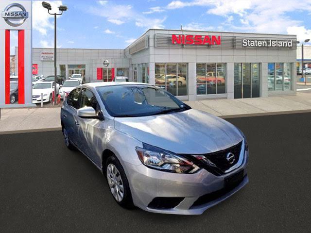 2018 Nissan Sentra SV [9]