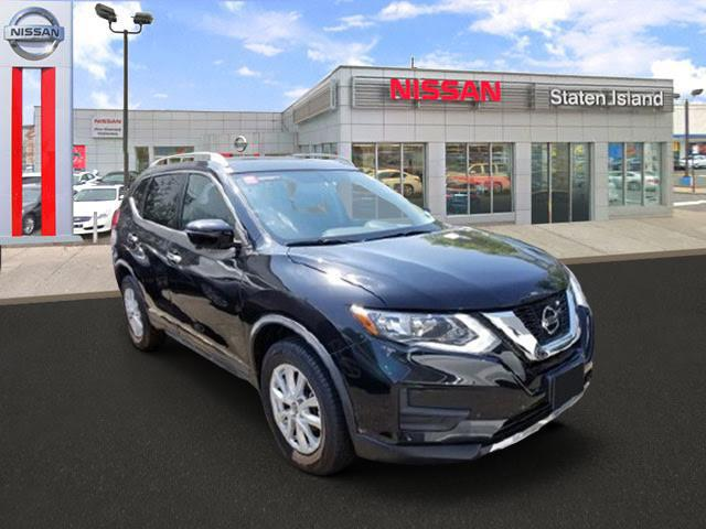 2018 Nissan Rogue AWD SV [12]