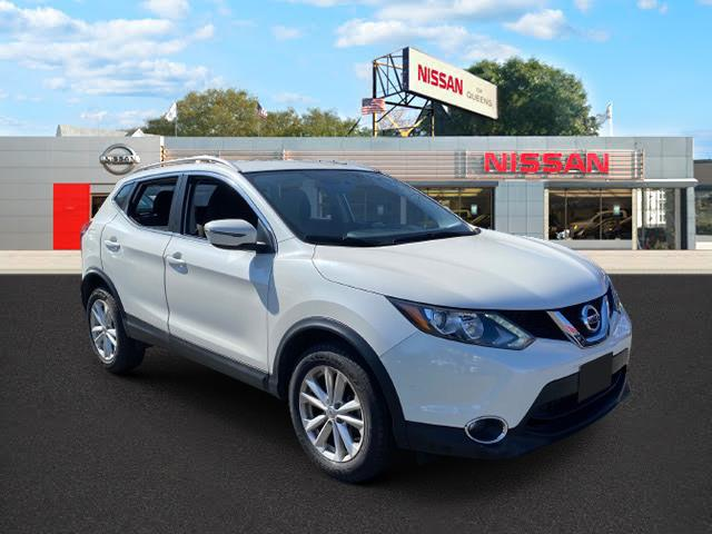 2017 Nissan Rogue Sport AWD SV [16]