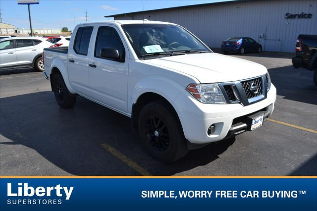 2018 Nissan Frontier SV V6 for sale in RAPID CITY, SD