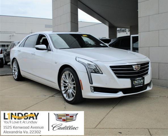 2018 Cadillac Ct6 Premium Luxury AWD for sale in Alexandria, VA