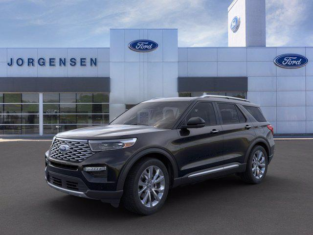 2021 Ford Explorer Platinum for sale in Detroit, MI