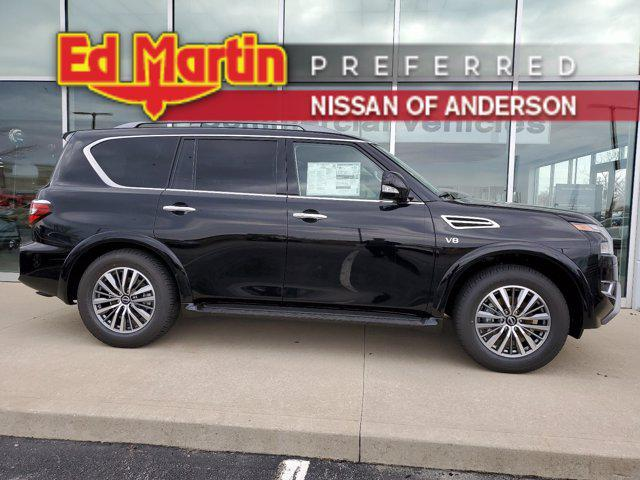2021 Nissan Armada SV for sale in Anderson, IN