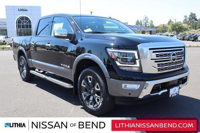 2021 Nissan Titan Platinum Reserve for sale in Bend, OR