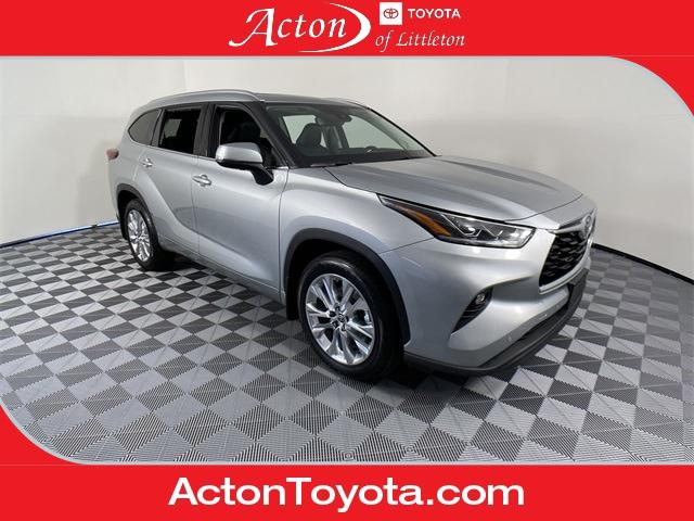 2021 Toyota Highlander Limited for sale in Acton, MA