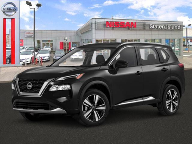 2021 Nissan Rogue S [6]