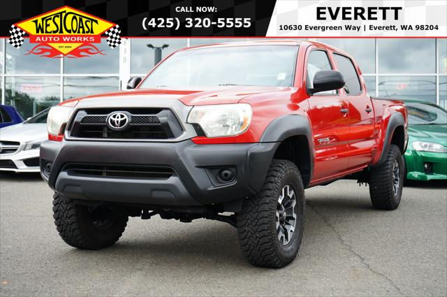 2013 Toyota Tacoma 4WD Double Cab LB V6 AT (Natl) for sale in Everett, WA