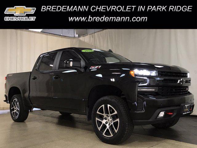 2019 Chevrolet Silverado 1500 LT Trail Boss for sale in Park Ridge, IL