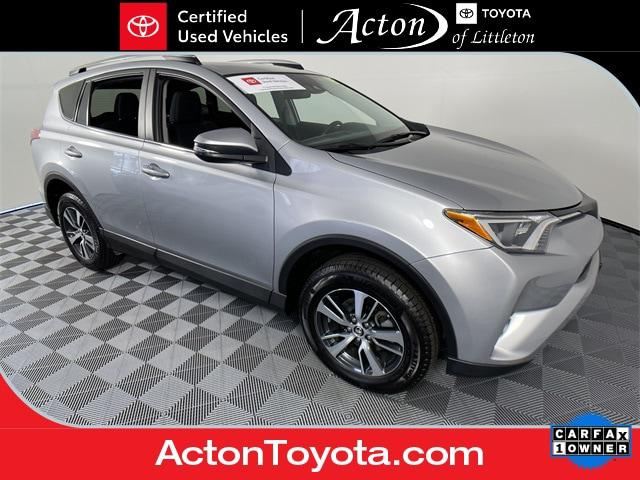 2018 Toyota RAV4 XLE for sale in Acton, MA