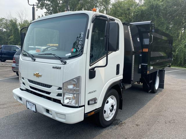 """2021 Chevrolet 4500 LCF Gas 2WD Reg Cab 132.5"""" for sale in Mt Kisco, NY"""