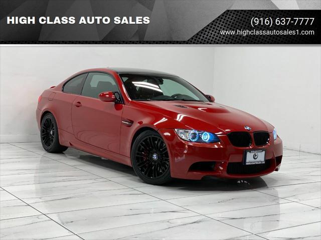 2008 BMW 3 Series M3 for sale in Rancho Cordova , CA
