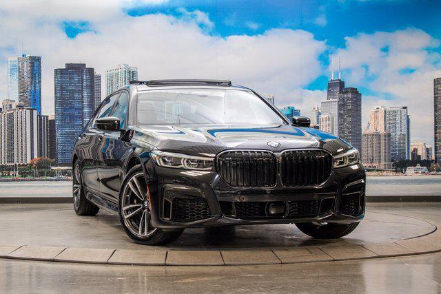 2021 BMW 7 Series 750i xDrive for sale in Lake Bluff, IL