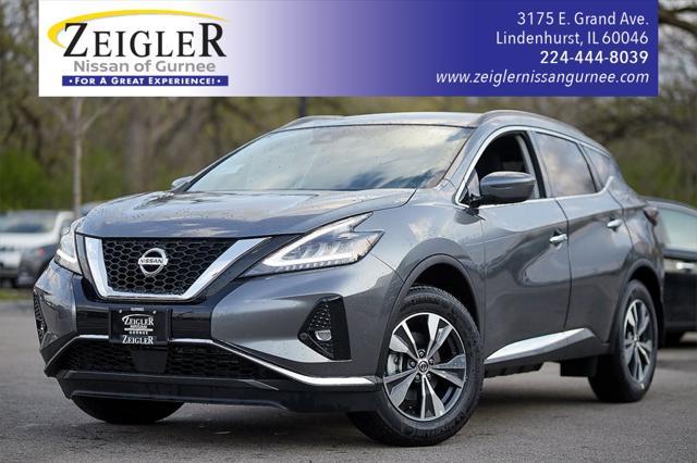 2021 Nissan Murano SV for sale in Lindenhurst, IL