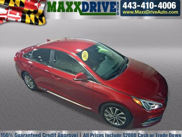 2015 Hyundai Sonata 2.4L Sport for sale in Glen Burnie, MD