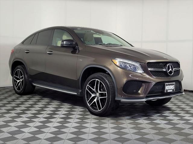 2016 Mercedes-Benz GLE GLE 450 AMG for sale in Vienna, VA