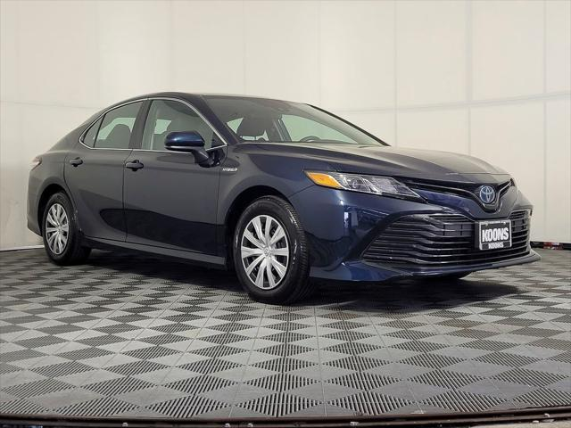 2020 Toyota Camry Hybrid LE for sale in Vienna, VA