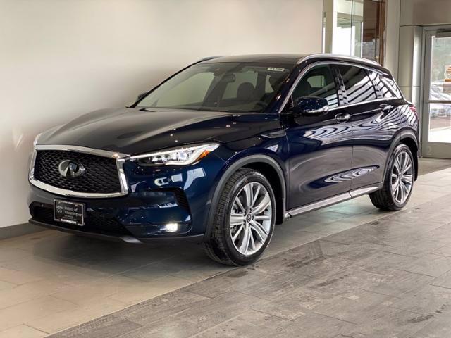 2021 INFINITI QX50 SENSORY for sale in Bloomington, MN