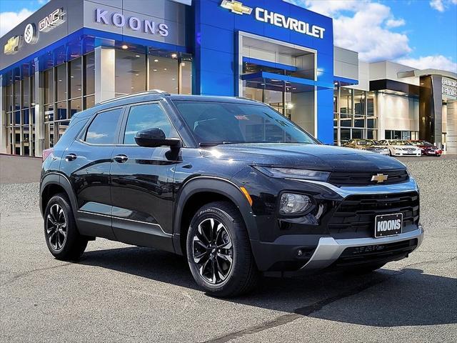 2021 Chevrolet Trailblazer LT for sale in Vienna, VA