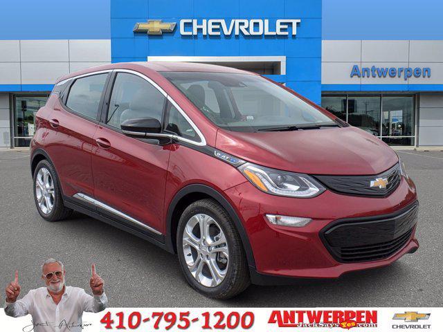 2021 Chevrolet Bolt EV LT for sale in Eldersberg, MD
