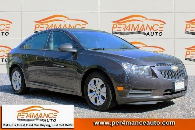 2014 Chevrolet Cruze LS for sale in Hanover, MD