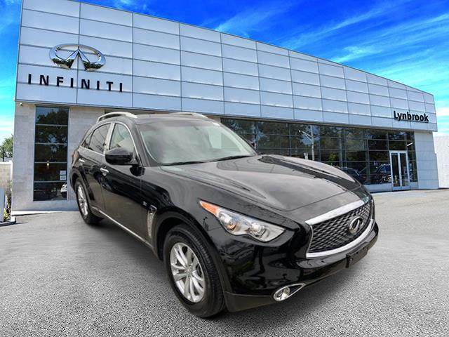 2017 INFINITI QX70 AWD [0]