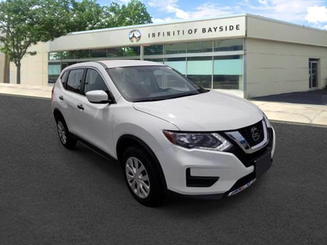 2018 Nissan Rogue S [0]